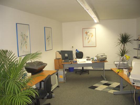 Büro - Büroräume